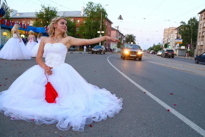 Сбежавшие невесты, Тверь, 2016