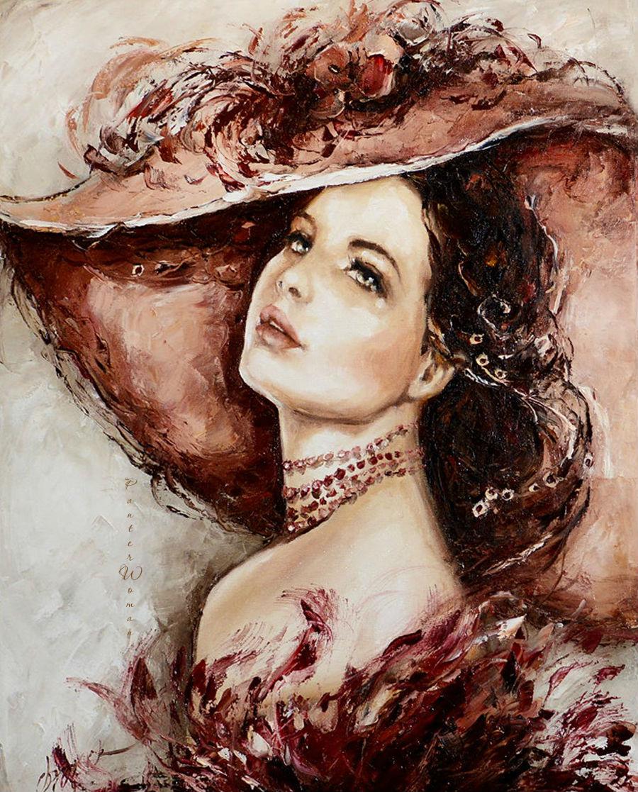 Смотреть картины знаменитых художников рисующих женщин — img 10
