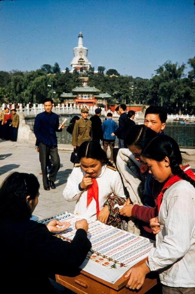 1959 Beihai Park, Beijing by Brake, Brian.jpg