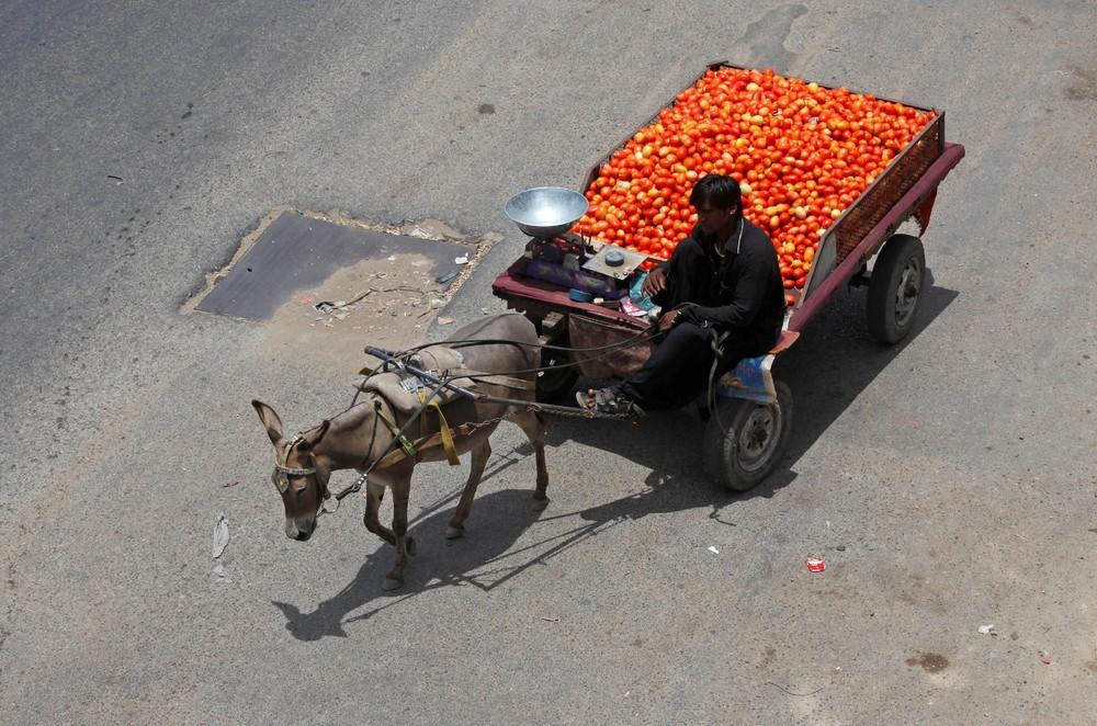 Кадры повседневной жизни в Пакистане