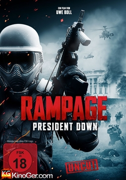 Rampage - President Down (2016)