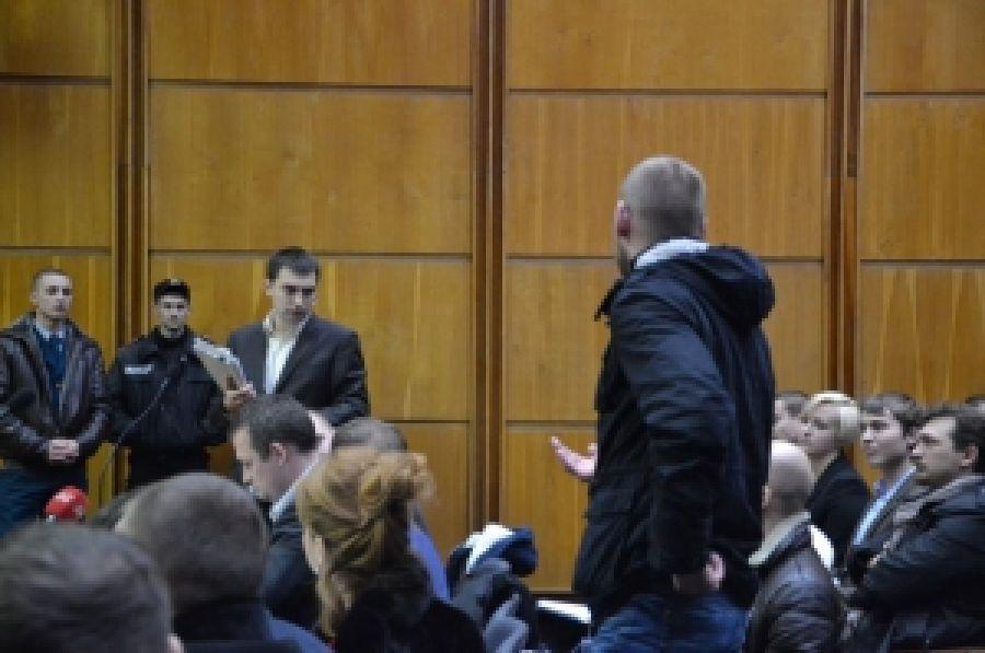 ПС продолжает отстаивать право киевлян на волеизъявление