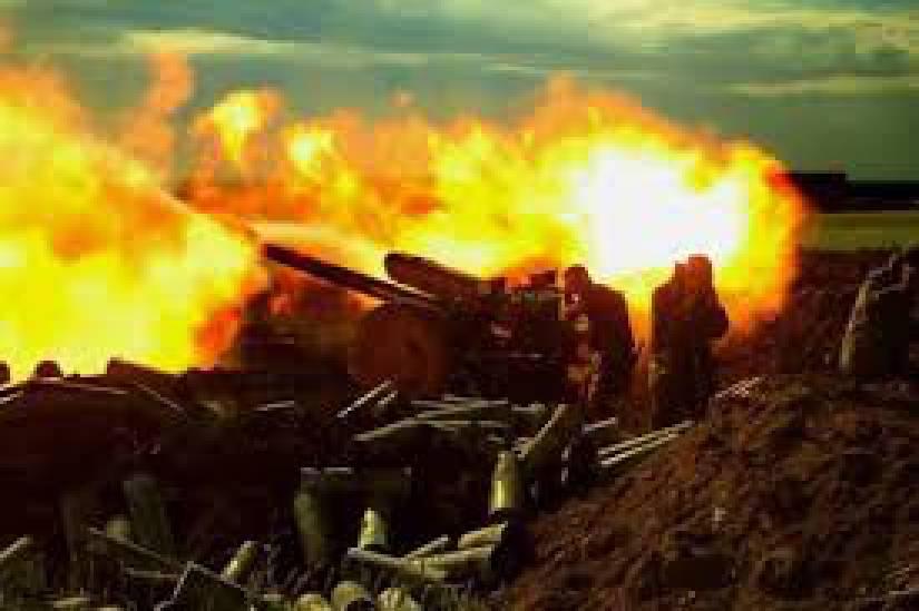 С начала суток боевики совершили 21 обстрел позиций ВСУ, более половины из них - на Донецком направлении, - пресс-центр штаба АТО