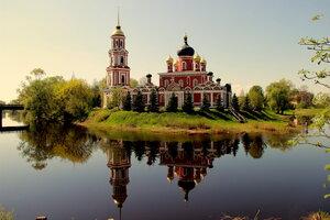 В Старой Руссе