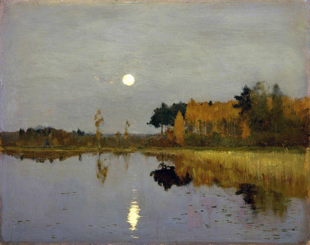 Картинки по запросу russian landscape painter night