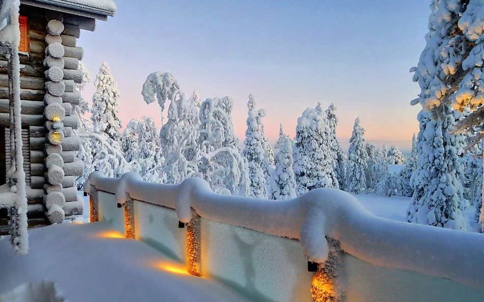 Картинки рабочий стол Зима
