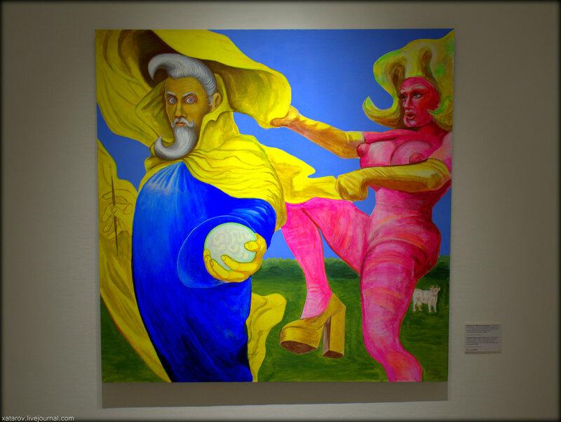 art.up art.in. Первый фестиваль искусства как образа жизни. Московский музей современного искусства