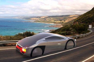 Основатель Tesla представил интегрированную вкрышу солнечную батарею
