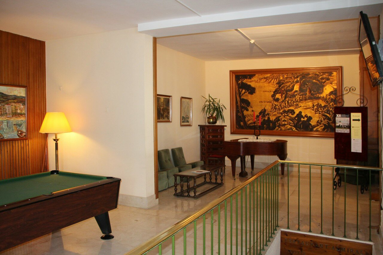 Льорет-де-Мар. Отель Roger De Flor Palace