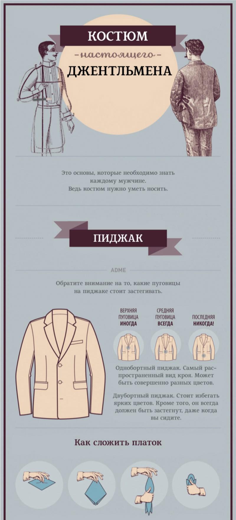 20правил стиля, которые стоит знать каждому мужчине (12 фото)