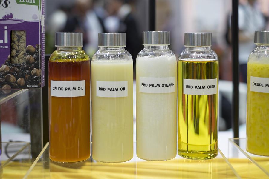 6. Основное отличие и ценность пальмового масла в современной пищевой промышленности это его консист