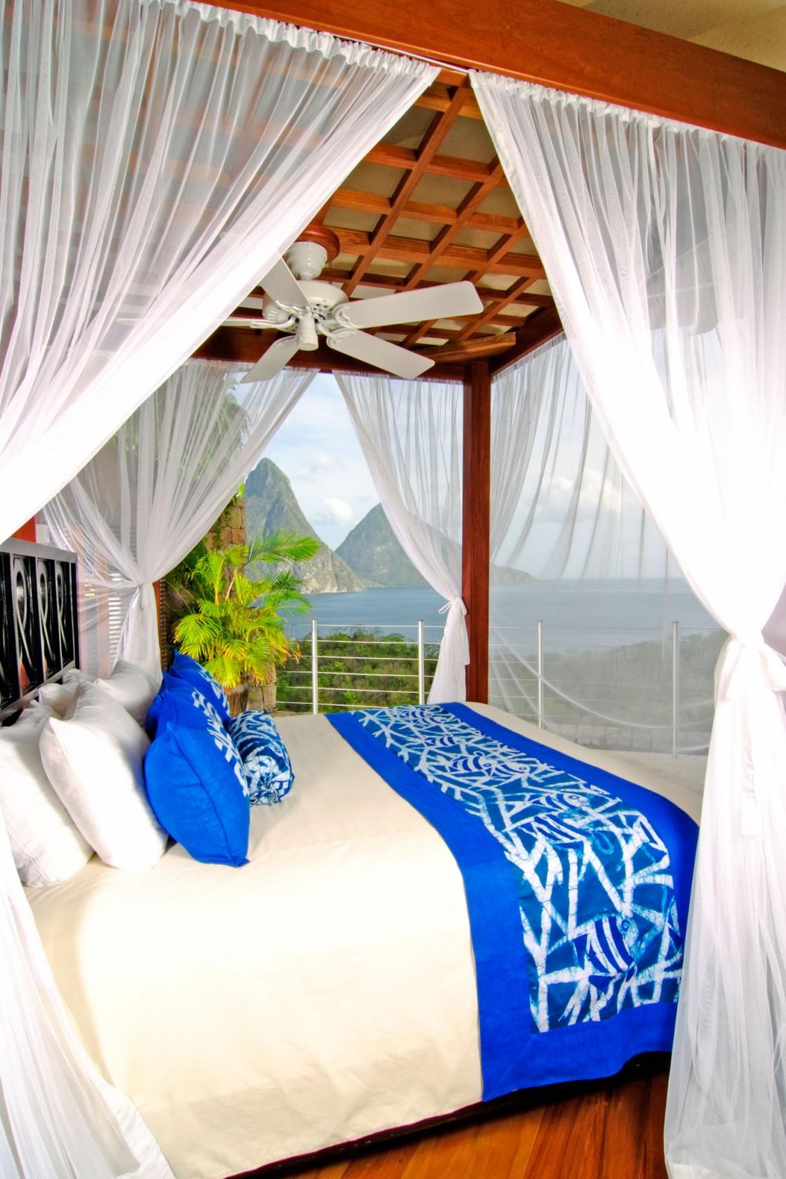 Отель Jade Mountain в Сент-Люсия