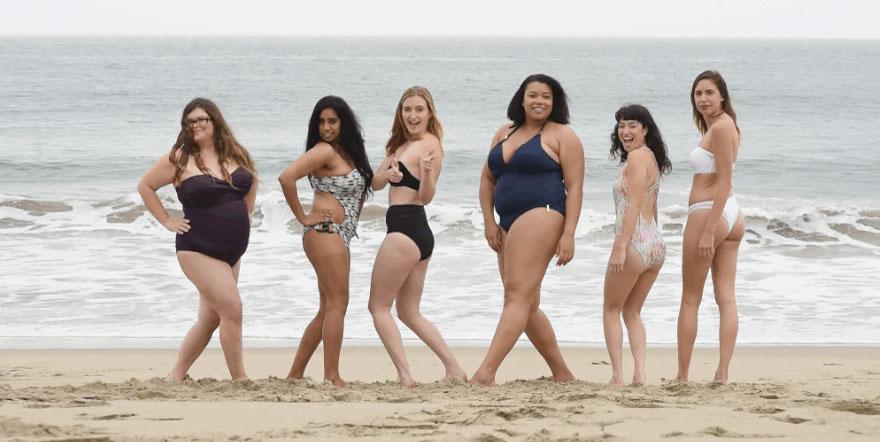 Как купальники Victoria's Secret выглядят на обычных женщинах