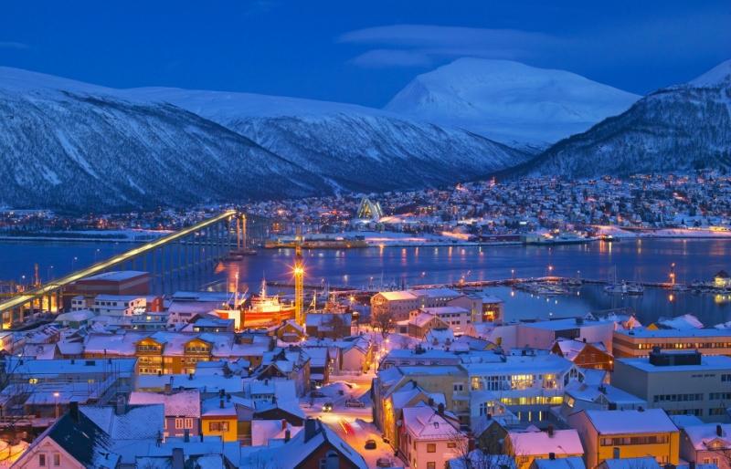 Места в Норвегии, которые нужно посетить: Тромсе