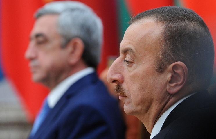 Минобороны НКР заявило обобстрелах состороны вооруженных сил Азербайджана