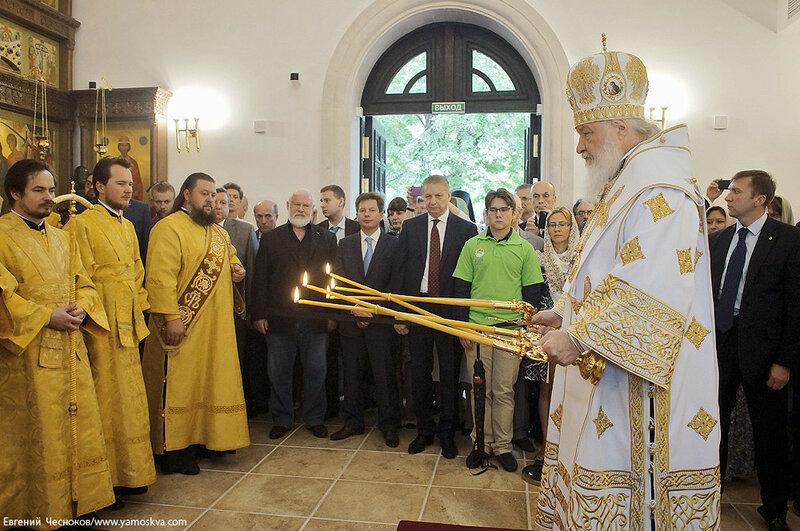 55. Новодевичий. Патриарх Кирилл. 07.07.16.02..jpg