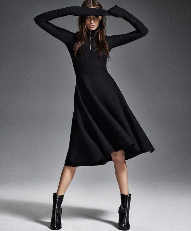 Harper's Bazaar Spain enlists top model Mina Cvetkovic to star in Hugo Boss feature captured for the