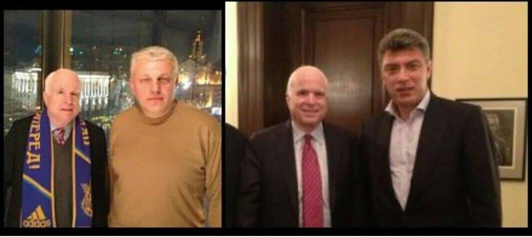 Кто с Маккейном поведётся, быстро к гробу доберётся