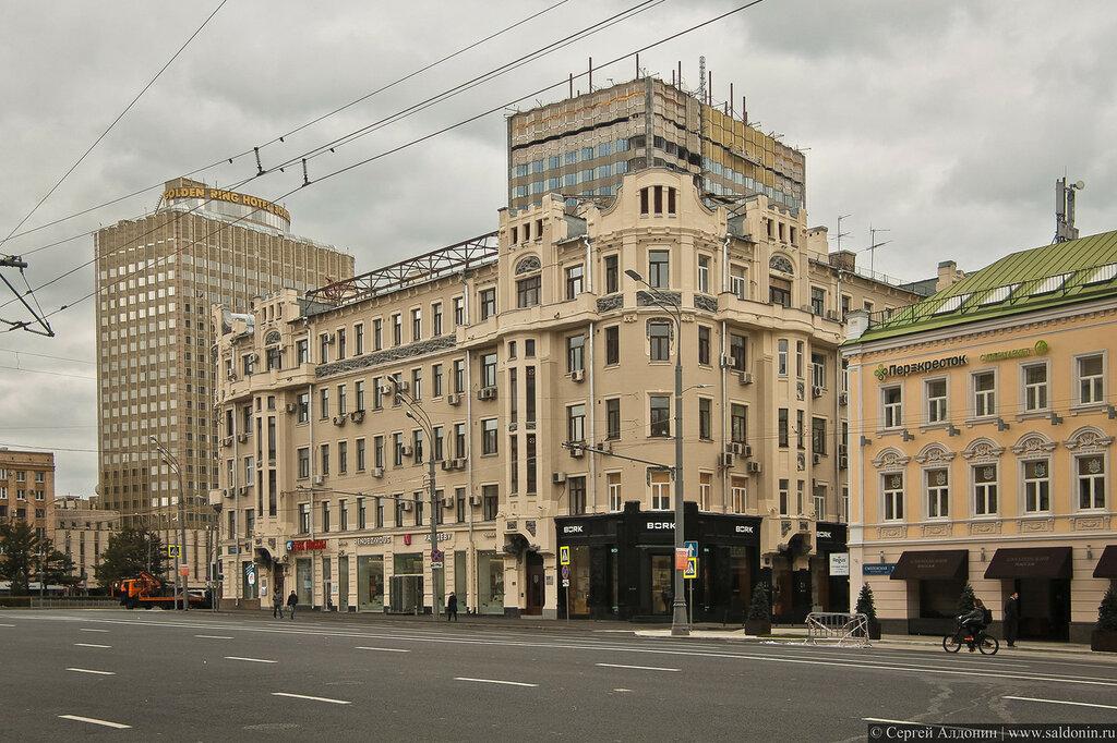 Доходный дом наследников Орлова