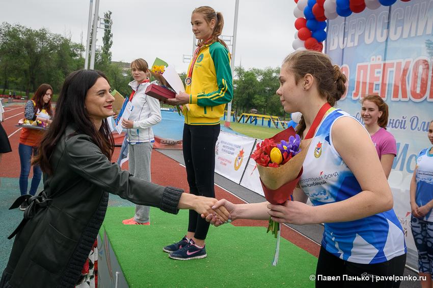 награждение победители исинбаева