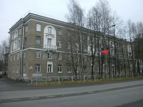 Заводская ул. 1