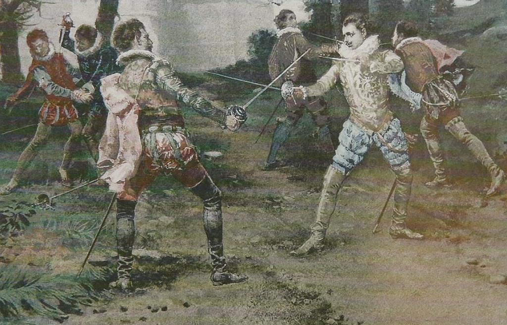 duel-des-mignons-1585