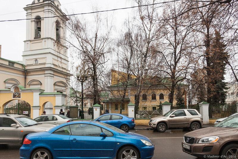 Храм Святителя Николая в Кузнецах