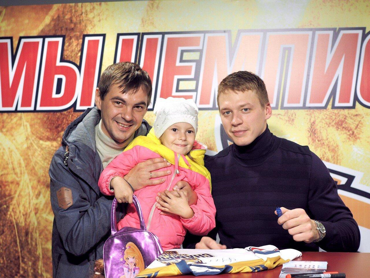 110Металлург - Салават Юлаев 04.10.2016