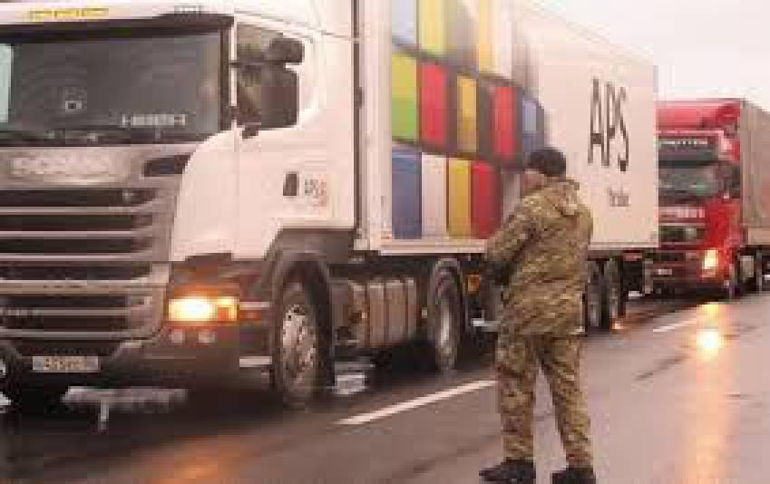 За минувшие сутки российские оккупационные войска 64 раза открывали огонь в зоне АТО. В районе Новоалександровки был бой, - штаб