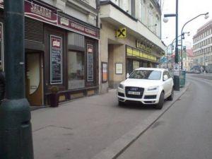 Фотофакт: Машина Ланьо была угнана в Чехии