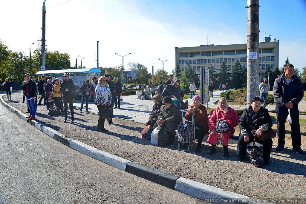 Севастопольские перевозчики - барыги, не более?