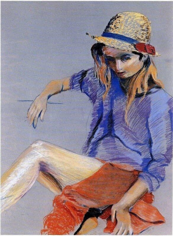 Женский портрет 1985.jpg