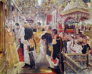 Коронация Императора Николая II и Императрицы Александры Федоровны.jpg