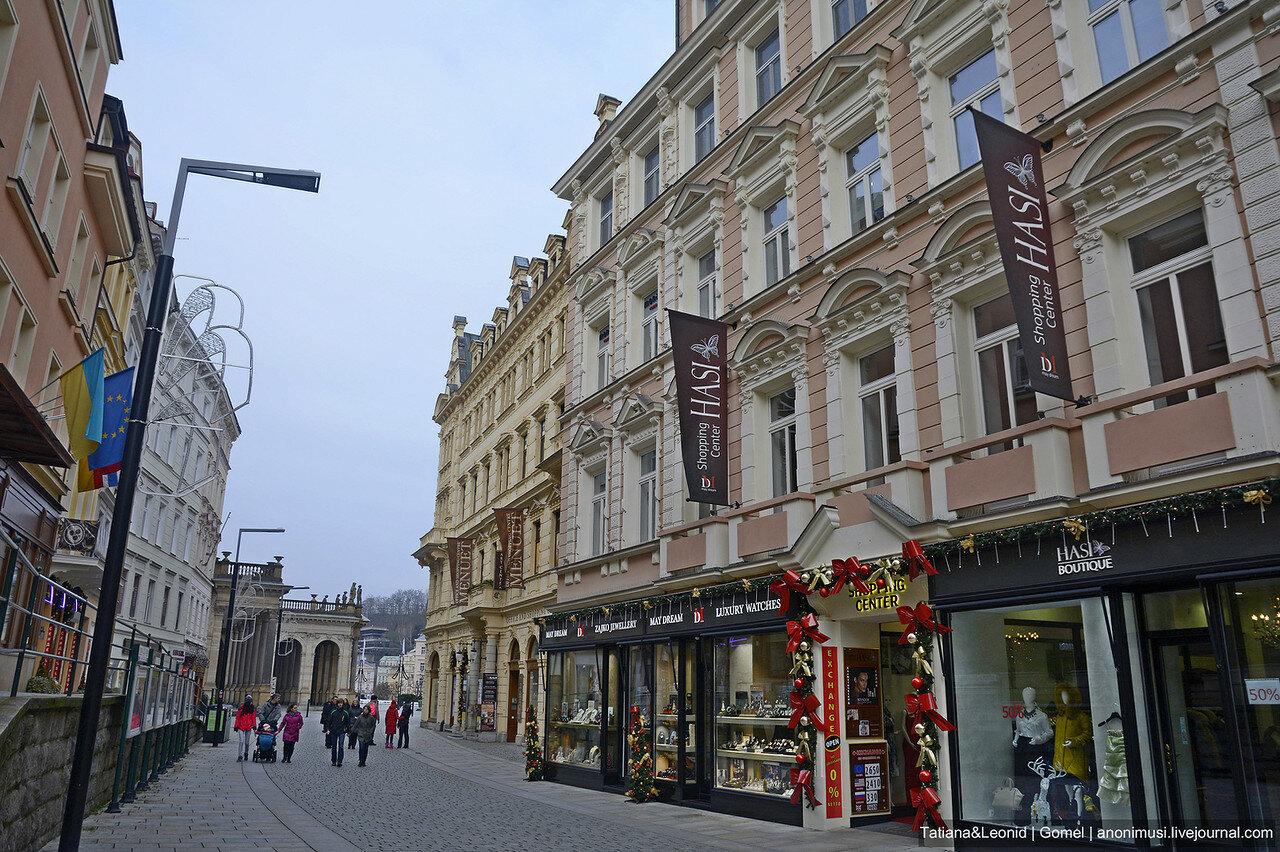 Карловы Вары. Чехия