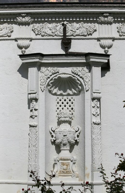 Стамбул, Топкапы. Павильон султана Абдул-Меджида (Mecidiye Köşkü)
