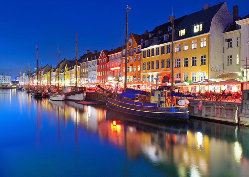 9. Дания – 2 место (46%) Столица Дании считается социальной и эротической ареной, где рядом с прилич
