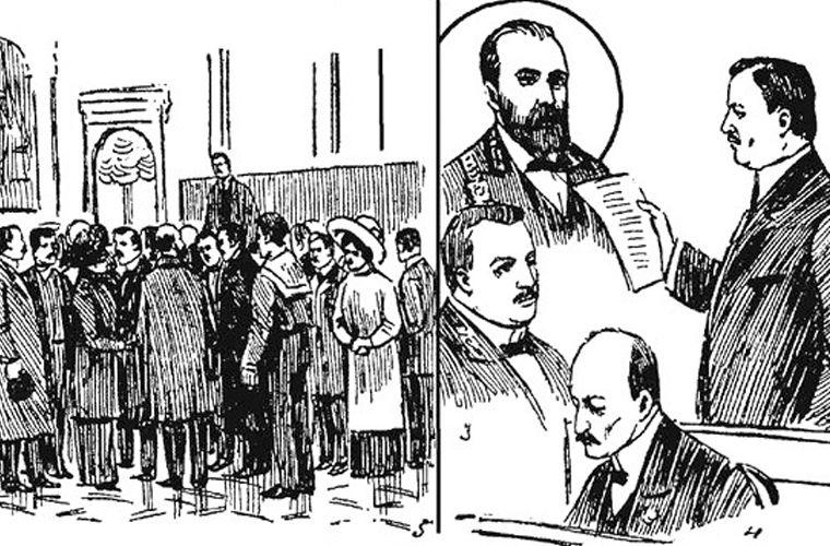 Если бы на должность профессионального мошенника проводился кастинг, Николай Маклаков его бы нес