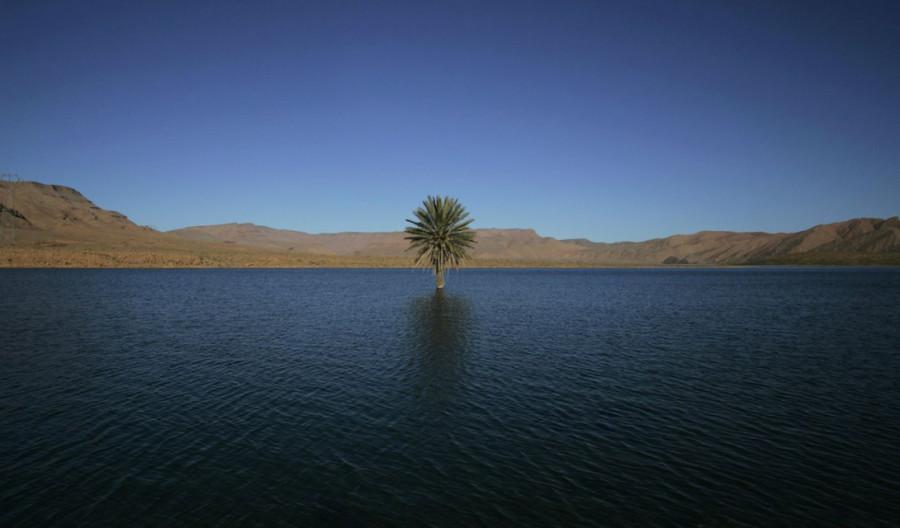 1. Всего каких-то 5 тысяч лет назад это место могло бы войти в список крупнейших водных резервуаров,