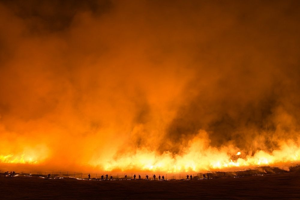 Ох уж эти восточные странности: зачем японцы каждый год поджигают гору