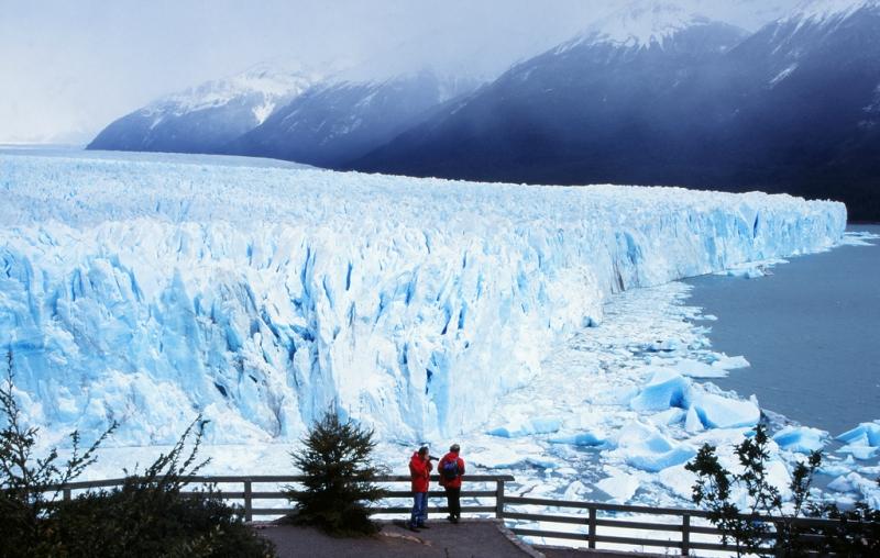Самые красивые крупнейшие ледники мира: Перито-Морено, Аргентина