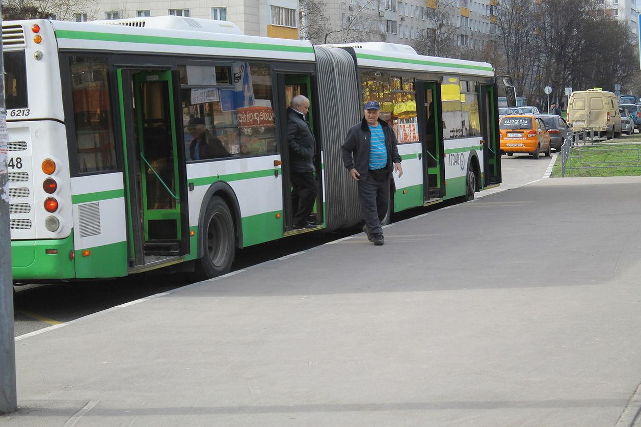 Узнать оприбытии городского автомобильного транспорта костановке несомненно поможет мобильное приложение Мосгортранса