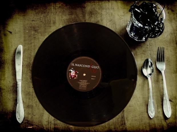 еда и музыка