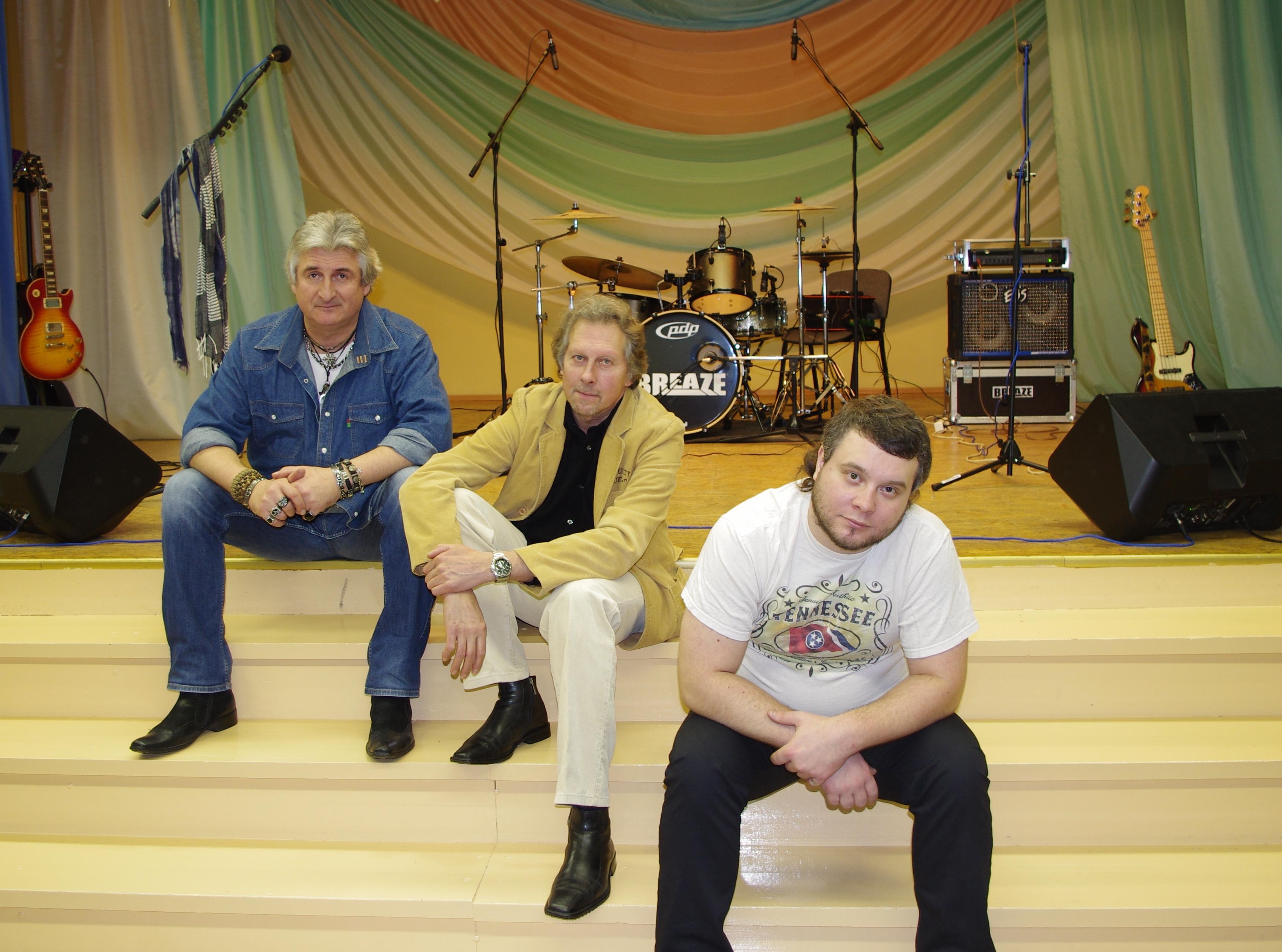 Рок-н-блюз группа Breaze (Клайпеда) на VI битломанский фестиваль искусств «All We Need Is Love&Peace! (Всё, что нам нужно, - это Любовь и Мир!)»