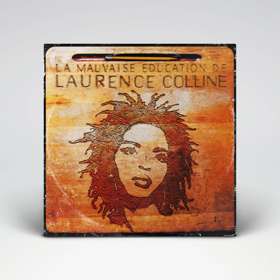 Lauryn Hill - The Miseducation Of Lauryn Hill (1998).