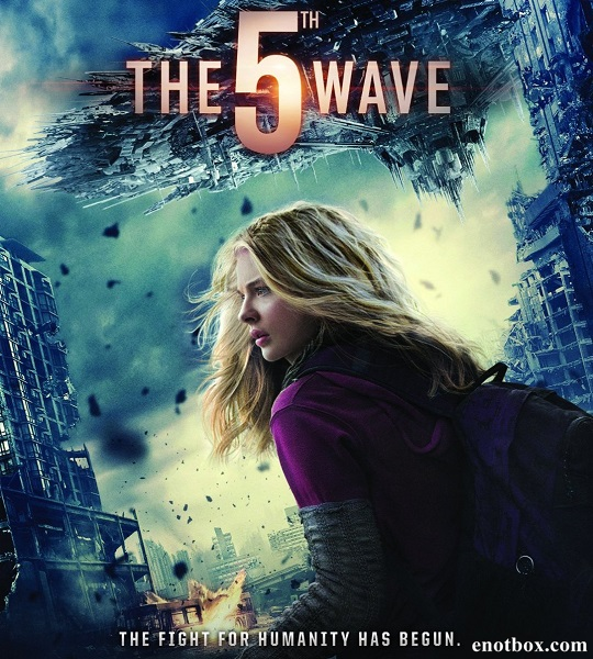 5-я волна / The 5th Wave (2016/WEB-DL/WEB-DLRip)