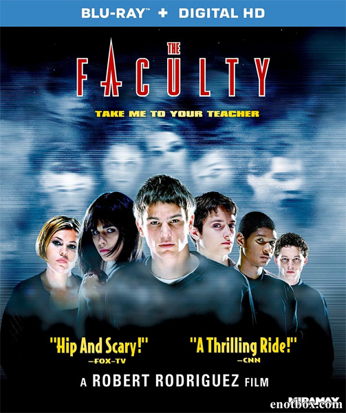Факультет / The Faculty (1998/BDRip/HDRip)
