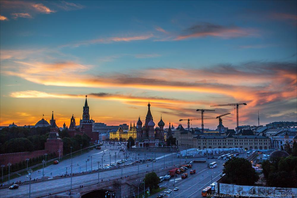 Москва 17.06.2016