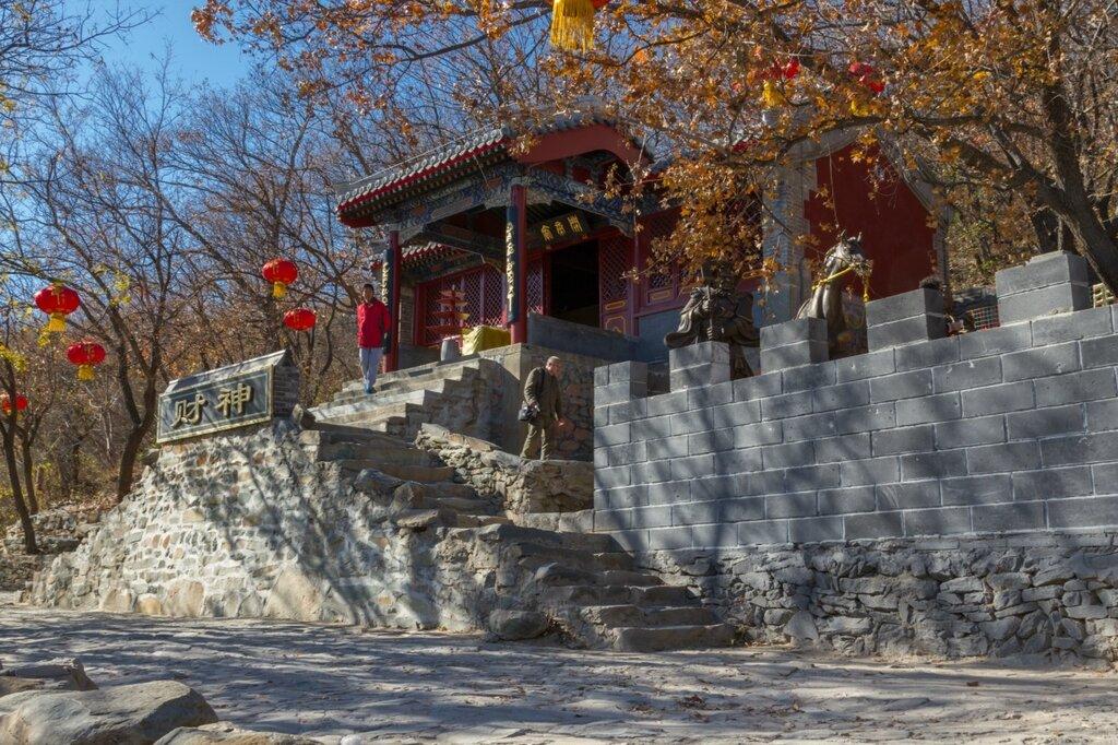 Храм Гуань-ди, Бадачу