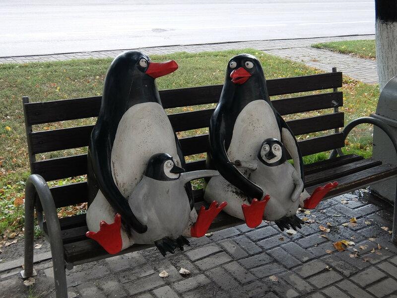 Кемерово - Пингвины
