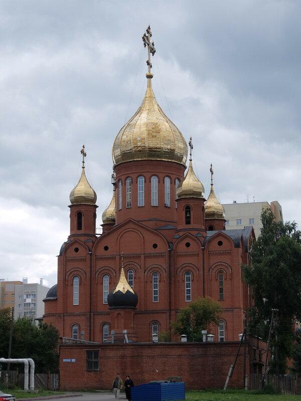 Кемерово - Знаменский собор